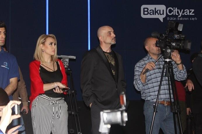 """Bakıda """"Öldür beni sevgilim"""" filminin təqdimatı keçirildi - FOTO, fotoşəkil-23"""