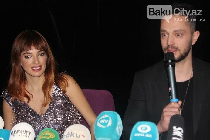 """Bakıda """"Öldür beni sevgilim"""" filminin təqdimatı keçirildi - FOTO, fotoşəkil-24"""