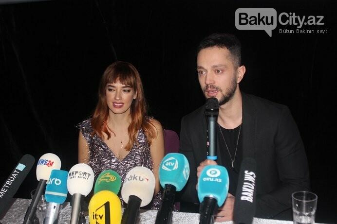 """Bakıda """"Öldür beni sevgilim"""" filminin təqdimatı keçirildi - FOTO, fotoşəkil-25"""