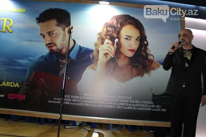 """Bakıda """"Öldür beni sevgilim"""" filminin təqdimatı keçirildi - FOTO, fotoşəkil-31"""