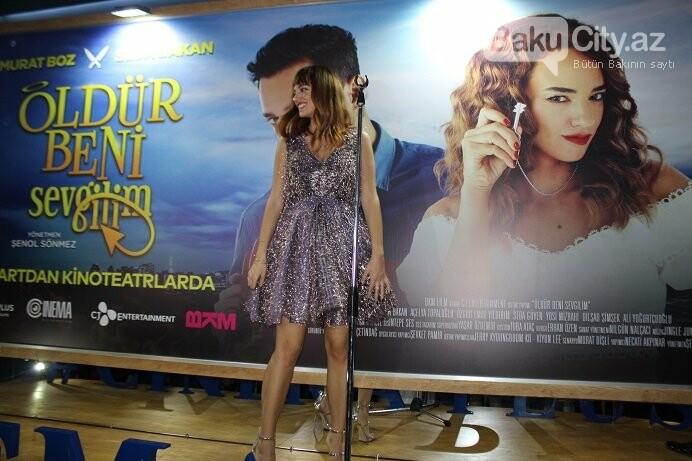 """Bakıda """"Öldür beni sevgilim"""" filminin təqdimatı keçirildi - FOTO, fotoşəkil-34"""