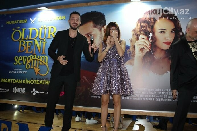 """Bakıda """"Öldür beni sevgilim"""" filminin təqdimatı keçirildi - FOTO, fotoşəkil-38"""