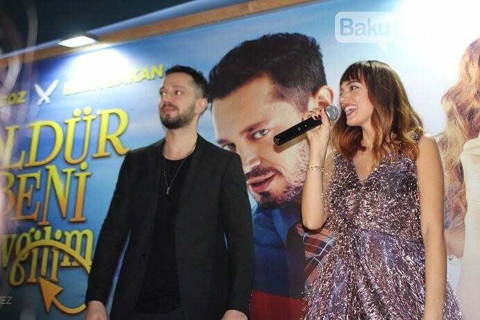 """Bakıda """"Öldür beni sevgilim"""" filminin təqdimatı keçirildi - FOTO, fotoşəkil-40"""