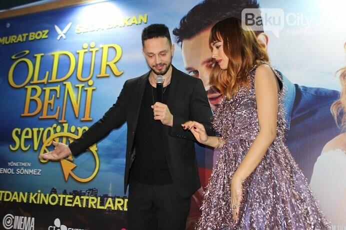 """Bakıda """"Öldür beni sevgilim"""" filminin təqdimatı keçirildi - FOTO, fotoşəkil-44"""