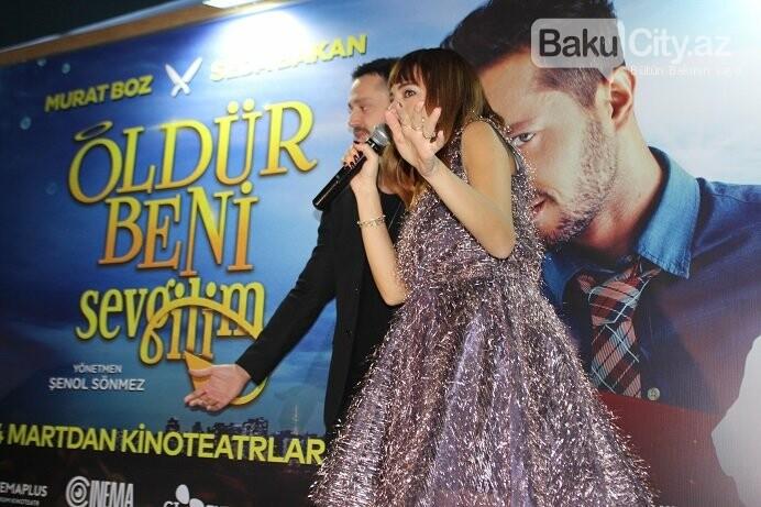 """Bakıda """"Öldür beni sevgilim"""" filminin təqdimatı keçirildi - FOTO, fotoşəkil-45"""