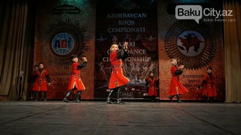 """Bakıda keçirilən """"Azərbaycan Çempionatı"""" rəqs yarışmasının qalibləri açıqlandı – FOTO, fotoşəkil-1"""