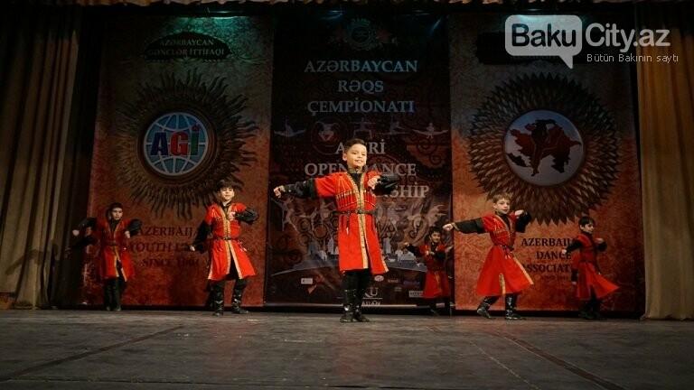 """Bakıda keçirilən """"Azərbaycan Çempionatı"""" rəqs yarışmasının qalibləri açıqlandı – FOTO, fotoşəkil-2"""
