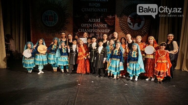"""Bakıda keçirilən """"Azərbaycan Çempionatı"""" rəqs yarışmasının qalibləri açıqlandı – FOTO, fotoşəkil-11"""