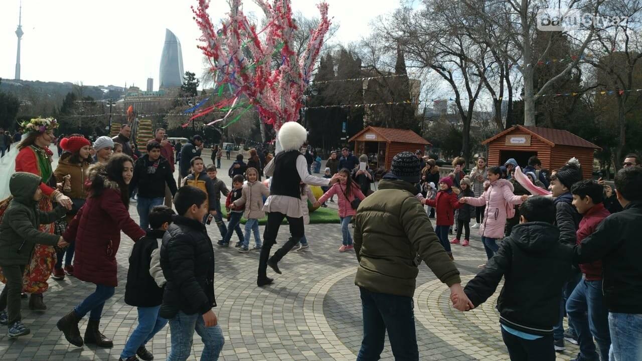 Bakı Bulvarında 4 günlük Növruz bayramı qeyd olundu – FOTO , fotoşəkil-5