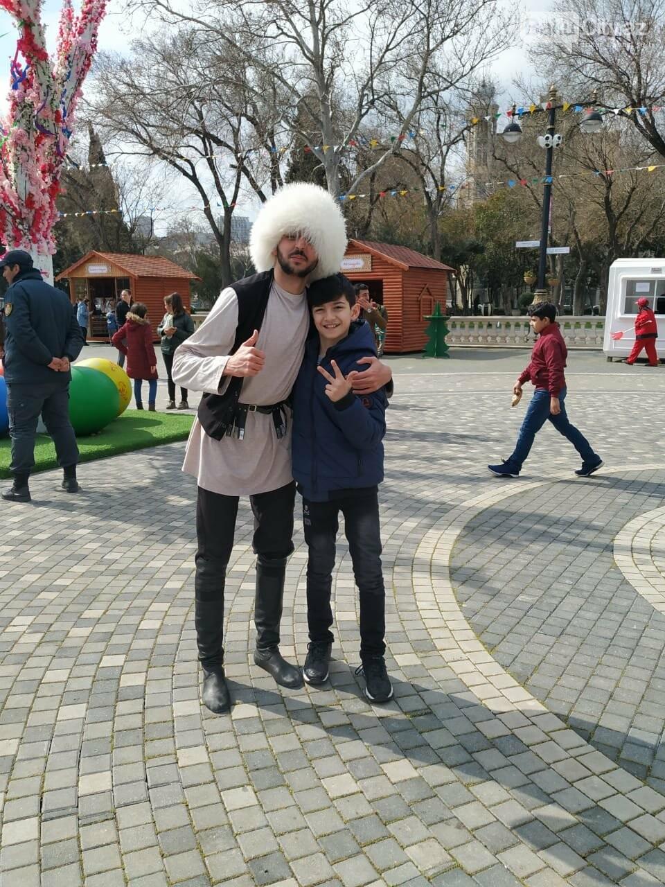 Bakı Bulvarında 4 günlük Növruz bayramı qeyd olundu – FOTO , fotoşəkil-10