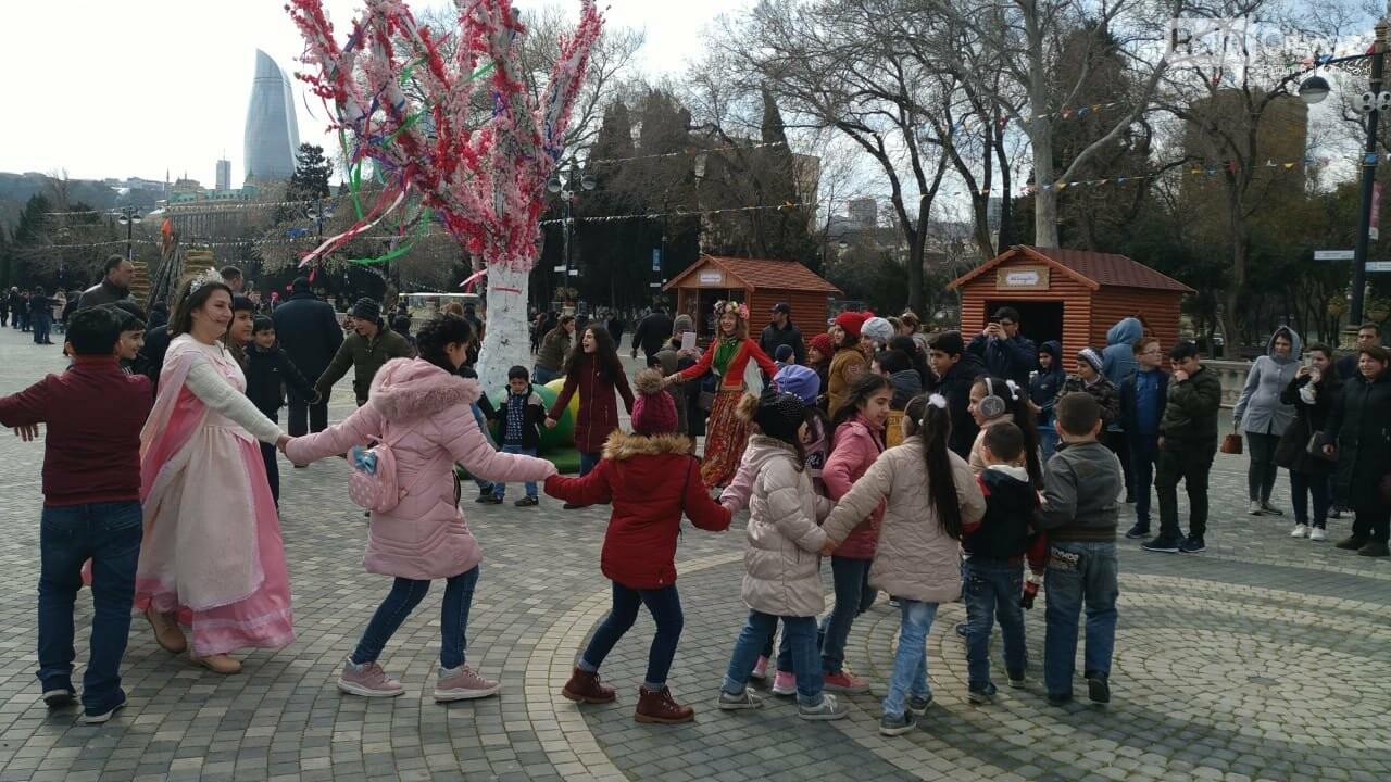 Bakı Bulvarında 4 günlük Növruz bayramı qeyd olundu – FOTO , fotoşəkil-8