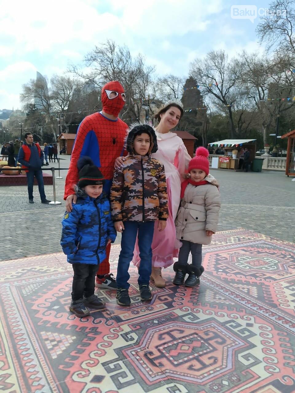 Bakı Bulvarında 4 günlük Növruz bayramı qeyd olundu – FOTO , fotoşəkil-6