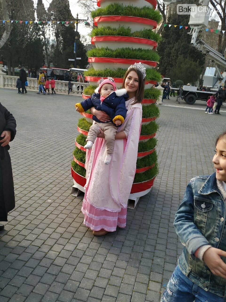 Bakı Bulvarında 4 günlük Növruz bayramı qeyd olundu – FOTO , fotoşəkil-12