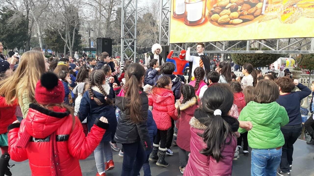 Bakı Bulvarında 4 günlük Növruz bayramı qeyd olundu – FOTO , fotoşəkil-19