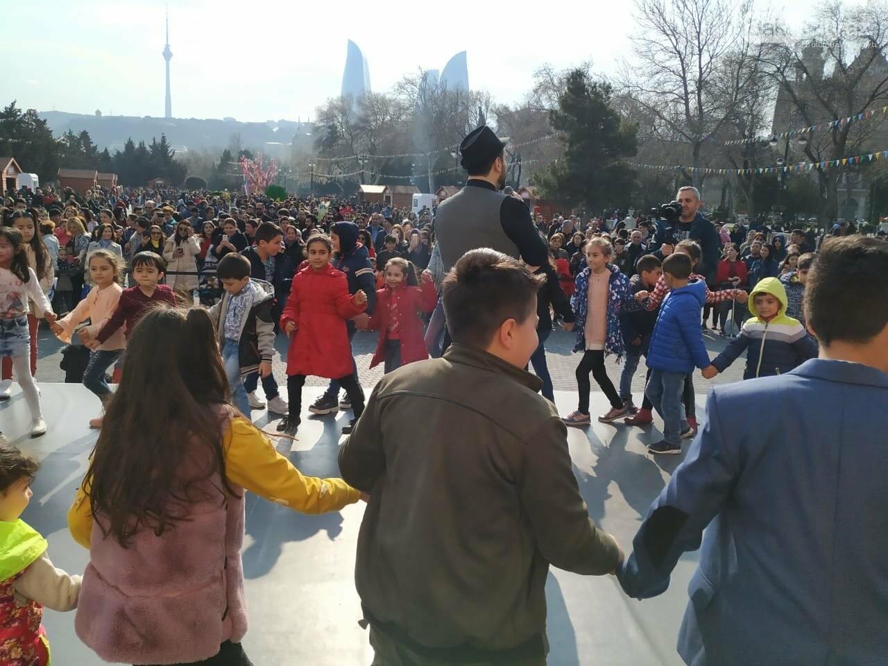 Bakı Bulvarında 4 günlük Növruz bayramı qeyd olundu – FOTO , fotoşəkil-15