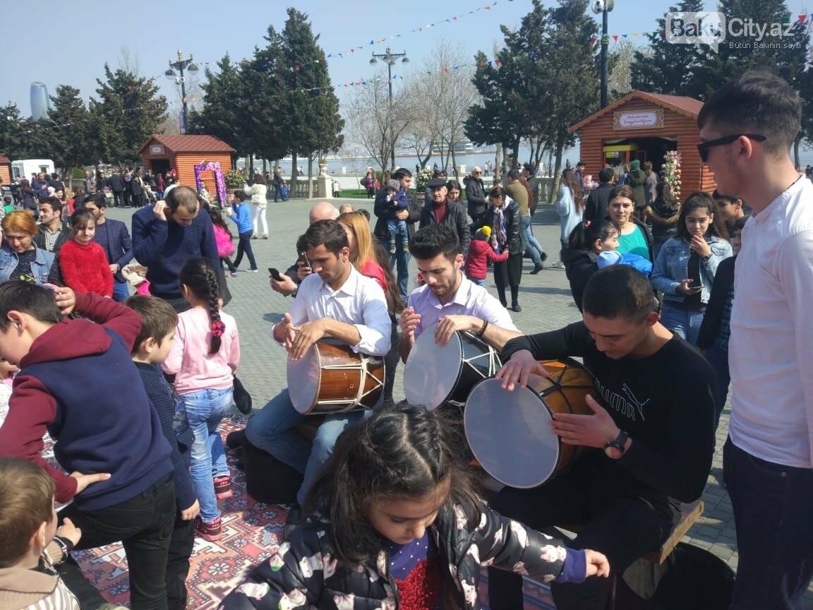 Bakı Bulvarında 4 günlük Növruz bayramı qeyd olundu – FOTO , fotoşəkil-21