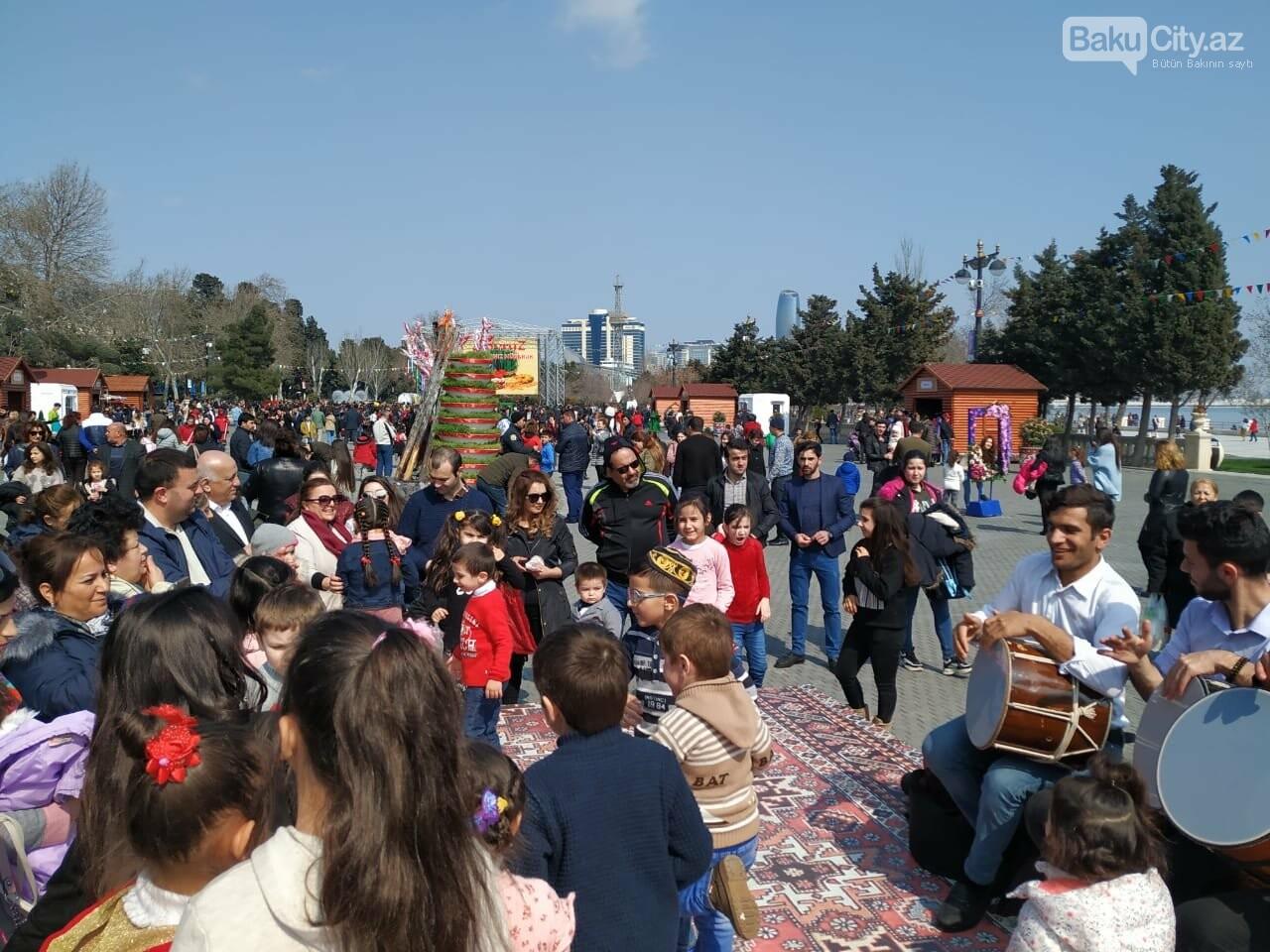 Bakı Bulvarında 4 günlük Növruz bayramı qeyd olundu – FOTO , fotoşəkil-23