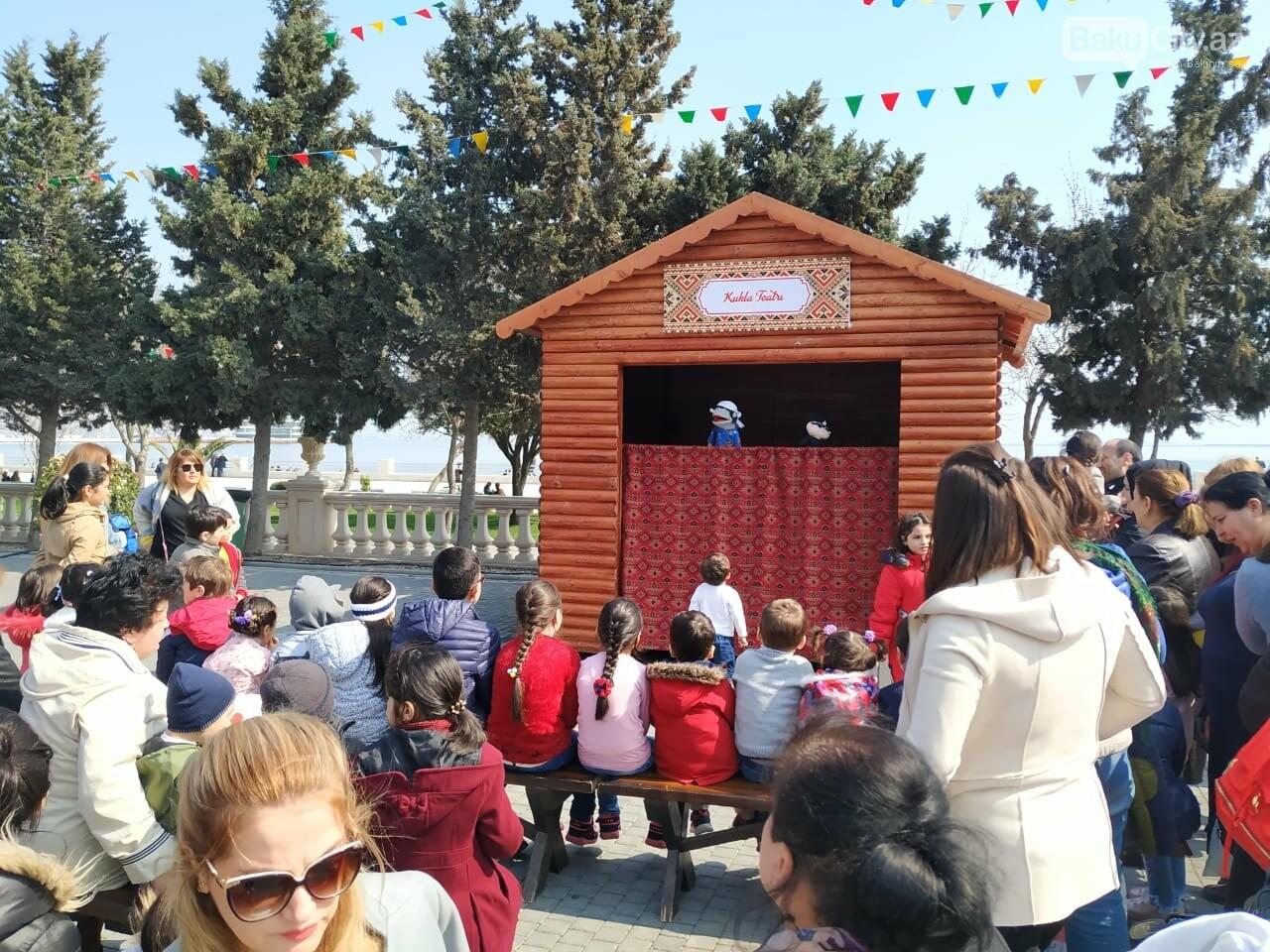 Bakı Bulvarında 4 günlük Növruz bayramı qeyd olundu – FOTO , fotoşəkil-29