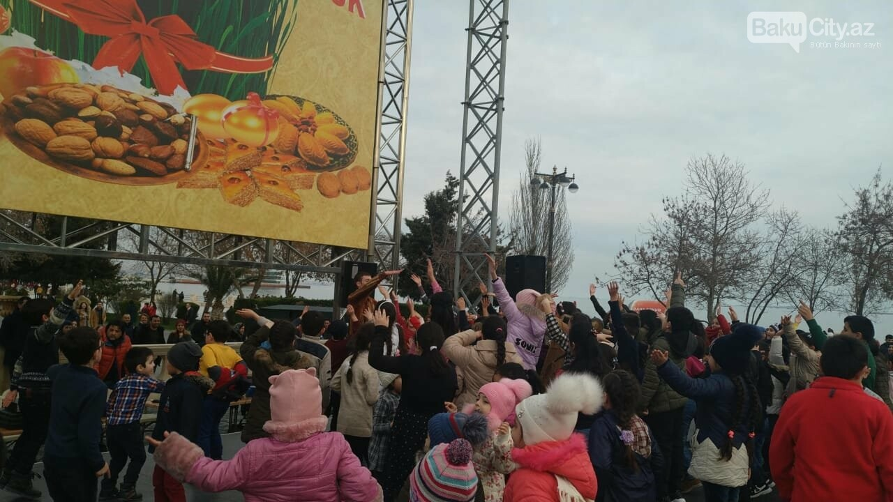 Bakı Bulvarında 4 günlük Növruz bayramı qeyd olundu – FOTO , fotoşəkil-28