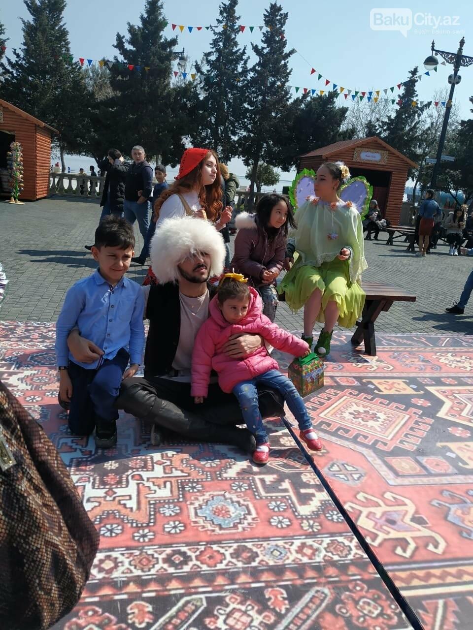 Bakı Bulvarında 4 günlük Növruz bayramı qeyd olundu – FOTO , fotoşəkil-27