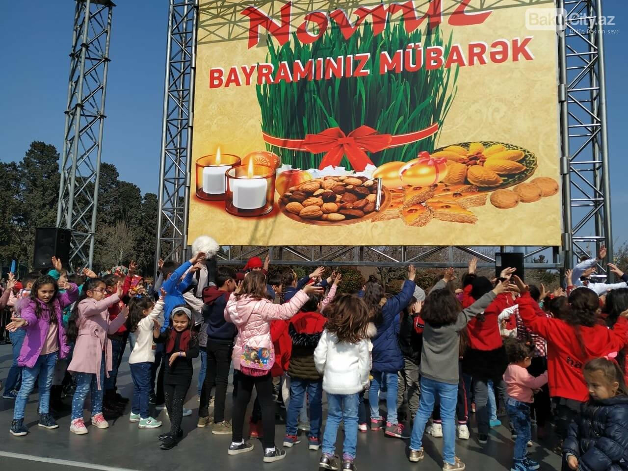 Bakı Bulvarında 4 günlük Növruz bayramı qeyd olundu – FOTO , fotoşəkil-26