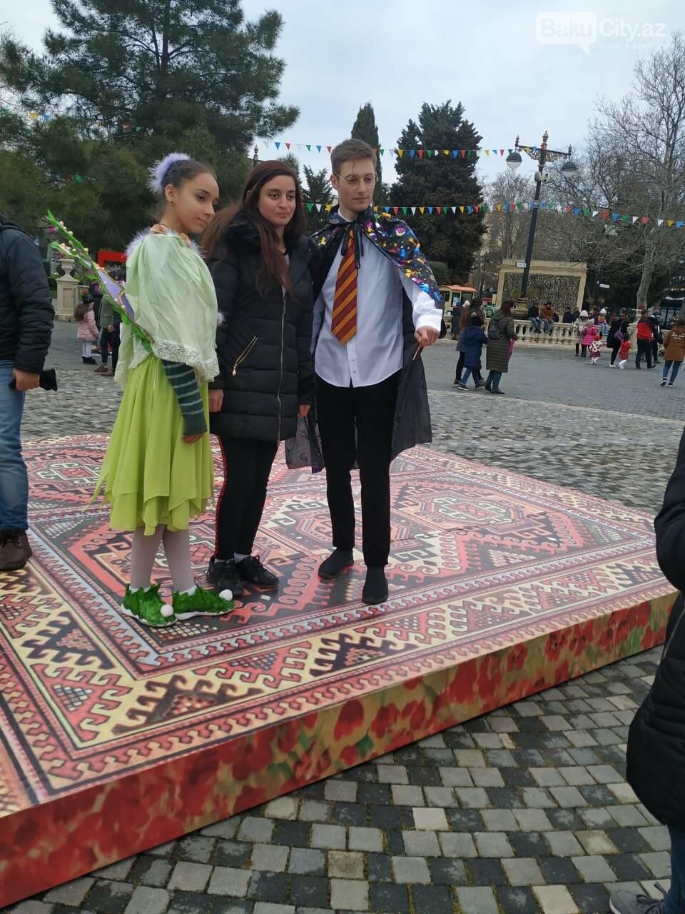 Bakı Bulvarında 4 günlük Növruz bayramı qeyd olundu – FOTO , fotoşəkil-34