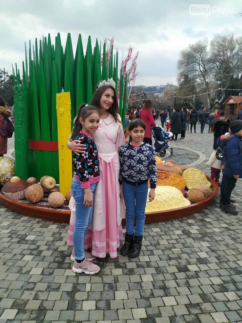 Bakı Bulvarında 4 günlük Növruz bayramı qeyd olundu – FOTO , fotoşəkil-35