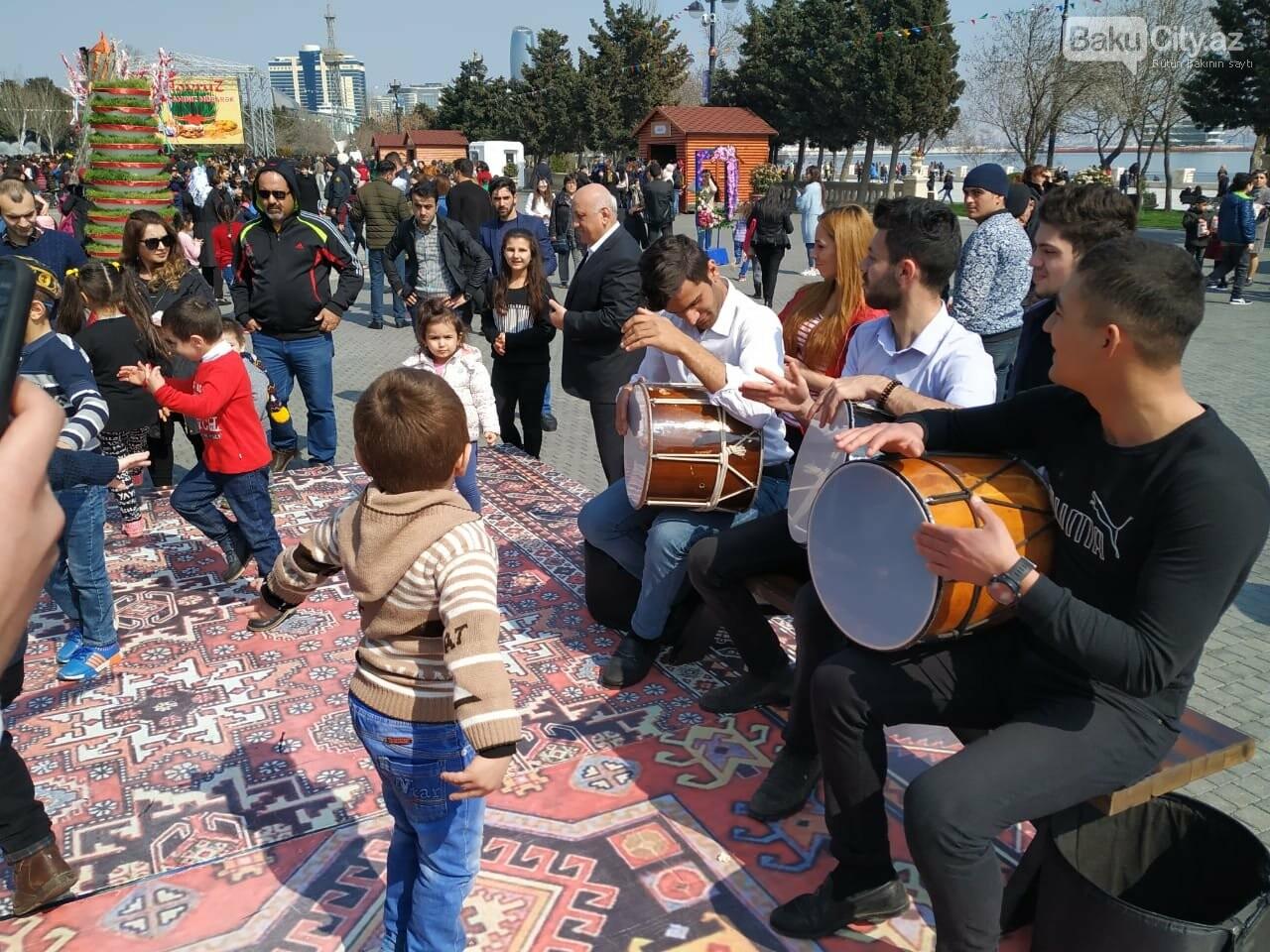 Bakı Bulvarında 4 günlük Növruz bayramı qeyd olundu – FOTO , fotoşəkil-44