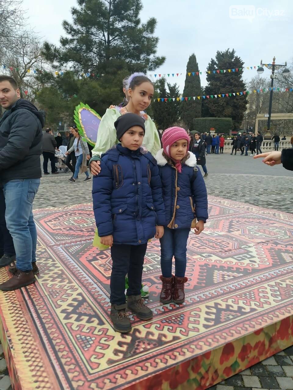 Bakı Bulvarında 4 günlük Növruz bayramı qeyd olundu – FOTO , fotoşəkil-41