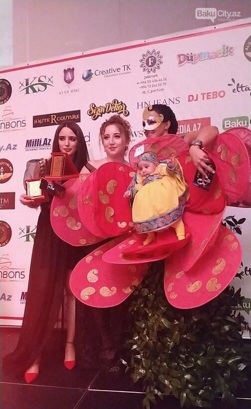 Bakıda keçirilən uşaq moda müsabiqəsinin nəticələri açıqlandı - FOTO/VİDEO, fotoşəkil-3