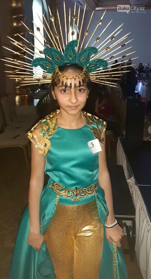 Bakıda keçirilən uşaq moda müsabiqəsinin nəticələri açıqlandı - FOTO/VİDEO, fotoşəkil-6