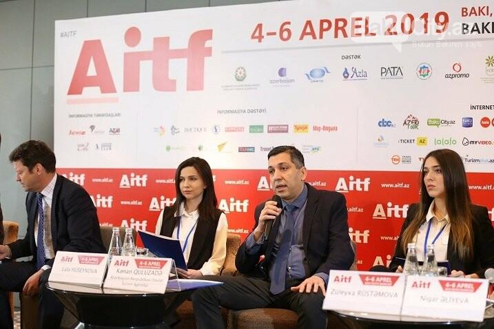 """Bakıda keçiriləcək """"AITF"""" 2019 sərgisində hansı yeniliklər olacaq? - FOTO, fotoşəkil-2"""