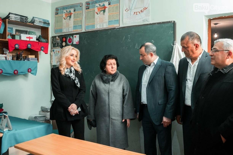 Bakıdakı Xocalı məktəbinin şagirdləri üçün xeyriyyə aksiyası keçirildi - FOTO, fotoşəkil-3