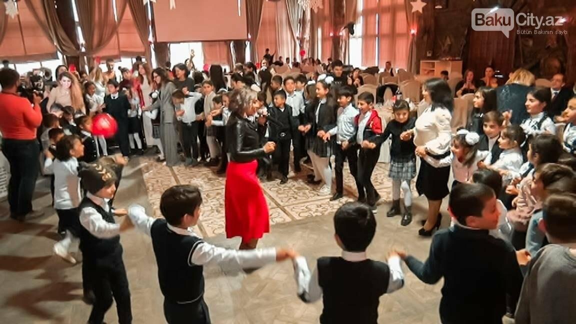 Bakıdakı Xocalı məktəbinin şagirdləri üçün xeyriyyə aksiyası keçirildi - FOTO, fotoşəkil-13