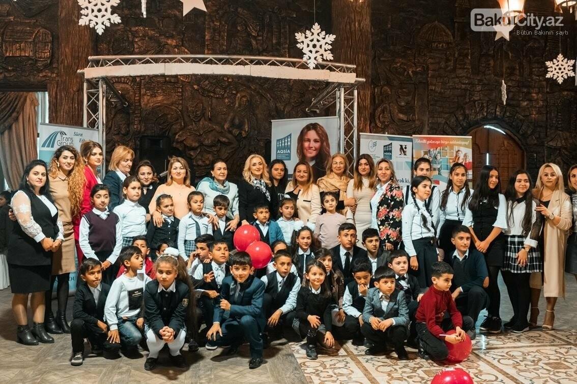 Bakıdakı Xocalı məktəbinin şagirdləri üçün xeyriyyə aksiyası keçirildi - FOTO, fotoşəkil-14