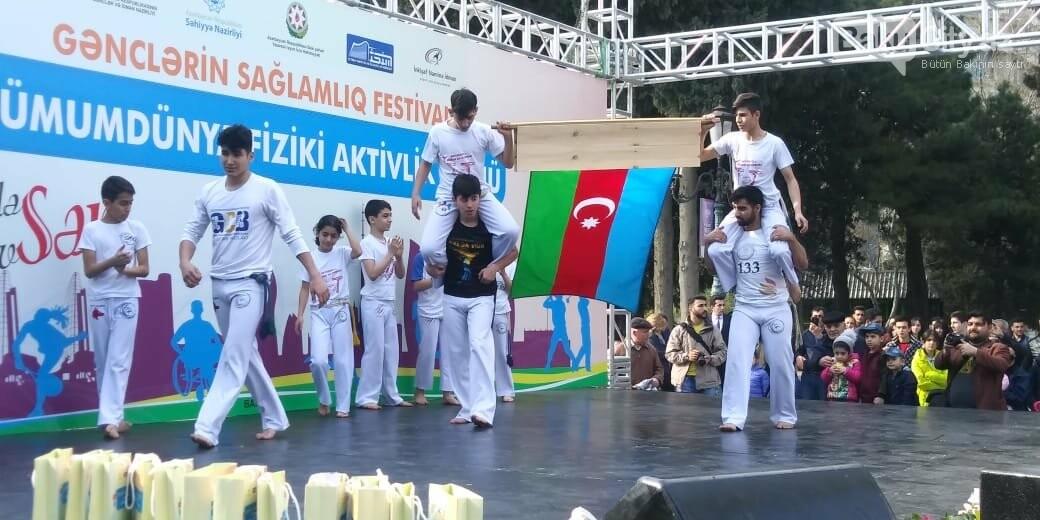 Bakıda keçirilən festivalın qalibləri məlum oldu - FOTO, fotoşəkil-37