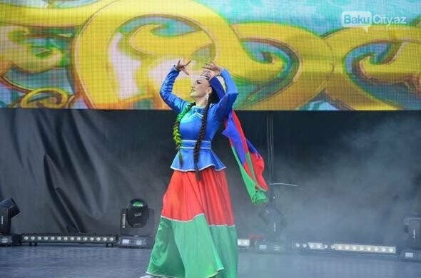 Bakıda doğulan 10 milyonuncu azərbaycanlının şərəfinə konsert verildi - FOTO, fotoşəkil-1