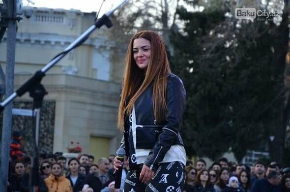 Bakıda doğulan 10 milyonuncu azərbaycanlının şərəfinə konsert verildi - FOTO, fotoşəkil-5