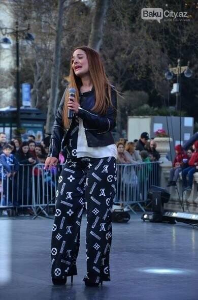 Bakıda doğulan 10 milyonuncu azərbaycanlının şərəfinə konsert verildi - FOTO, fotoşəkil-13