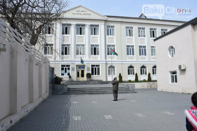 Bakıda təhsil aldığı məktəbdə Elina Hacıyevanın anım mərasimi  - FOTO , fotoşəkil-3