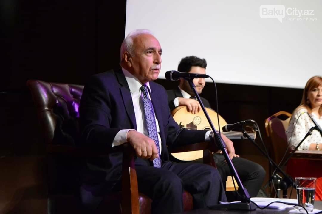 Bakıda Hacıbaba Hüseynovun 100 illiyi qeyd edildi - FOTO, fotoşəkil-1