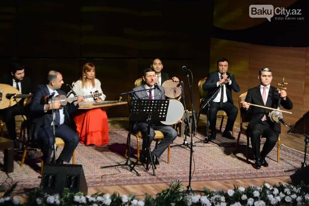 Bakıda Hacıbaba Hüseynovun 100 illiyi qeyd edildi - FOTO, fotoşəkil-4