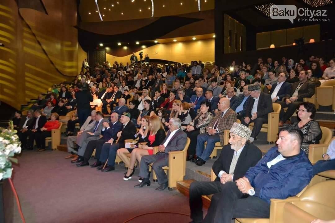Bakıda Hacıbaba Hüseynovun 100 illiyi qeyd edildi - FOTO, fotoşəkil-9