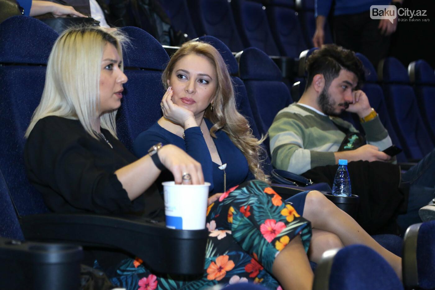 Amerikanın bu filmi Bakıda Azərbaycan dilində göstərilir - FOTO / VİDEO, fotoşəkil-13