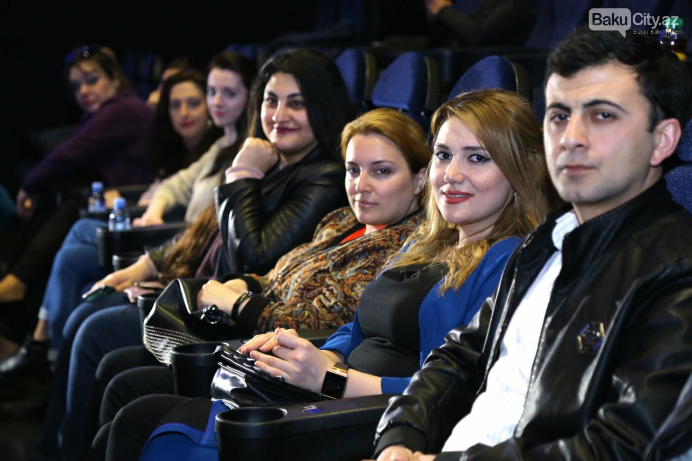 Amerikanın bu filmi Bakıda Azərbaycan dilində göstərilir - FOTO / VİDEO, fotoşəkil-16
