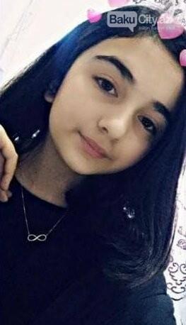 Bakıda dərsdən evə gedən 13 yaşlı qız yoxa çıxıb - FOTO, fotoşəkil-3