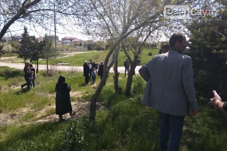 Bakı-Sumqayıt yolunda sərnişin avtobusu qəzaya uğrayıb - FOTO, fotoşəkil-4