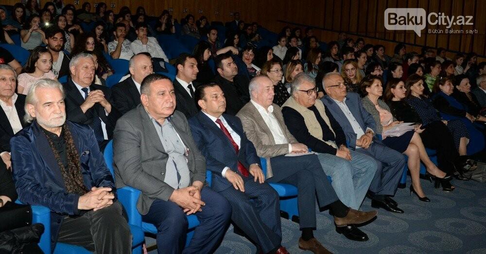 Bakı Xoreoqrafiya Akademiyası konsert proqramı təqdim edib - FOTO, fotoşəkil-2