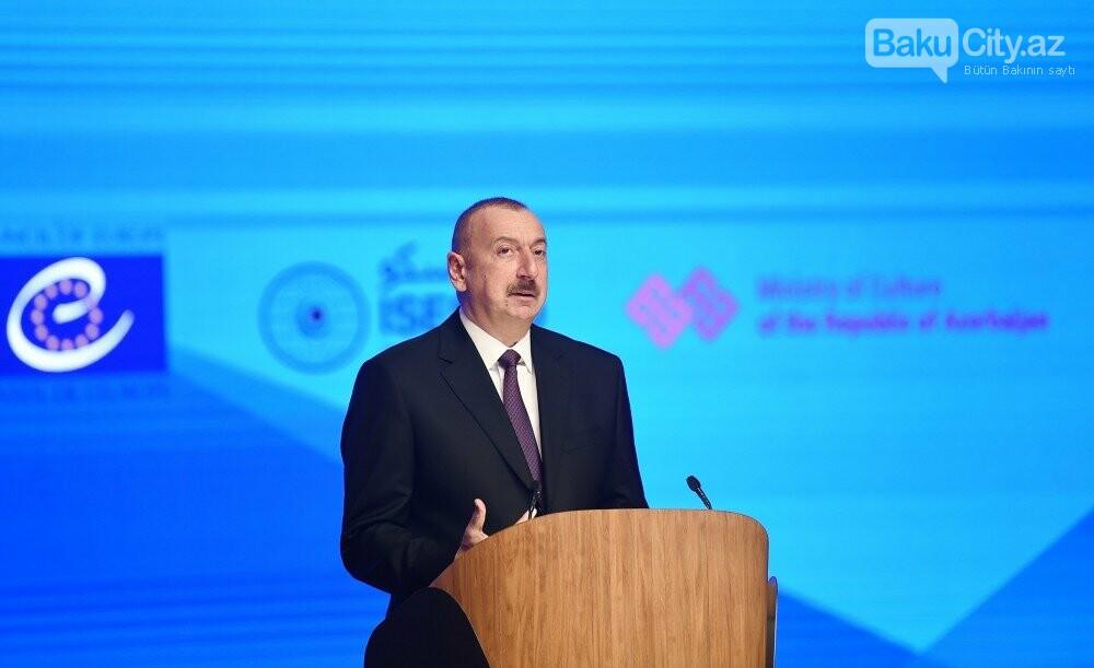 Bakıda keçirilən Forumdan maraqlı görüntülər - FOTO, fotoşəkil-1