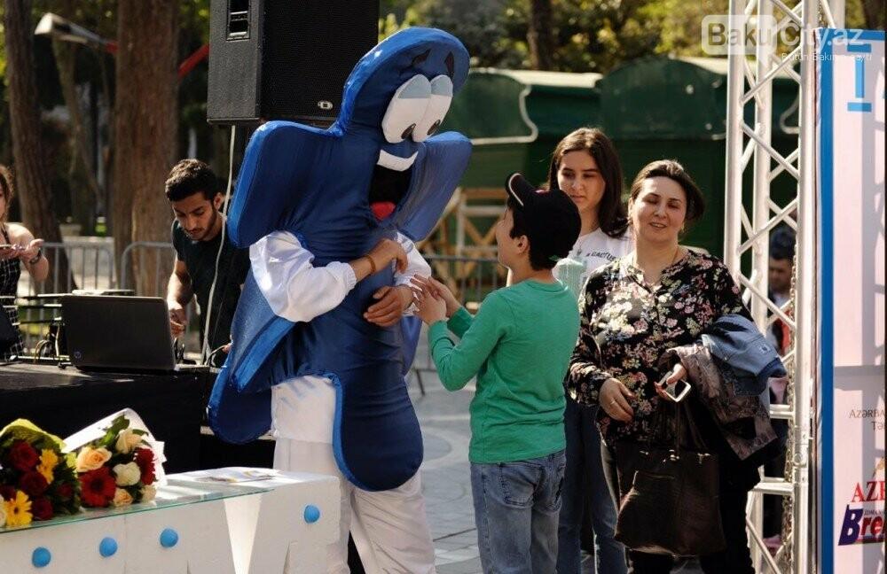 Bakıda birinci Azərbaycan autizm festivalı keçirildi - FOTO, fotoşəkil-5